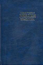 New Thompson Study Bibles - hardback - blue - no-index - no-zipper